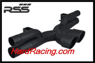 RSS 991 GT3 X-Pipe 1208 Series