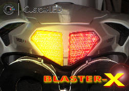 Ducati 1098 848 1198  CUSTOMLED integrated tail light