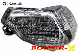 CUSTOMLED Ducati 848 integrated tail light