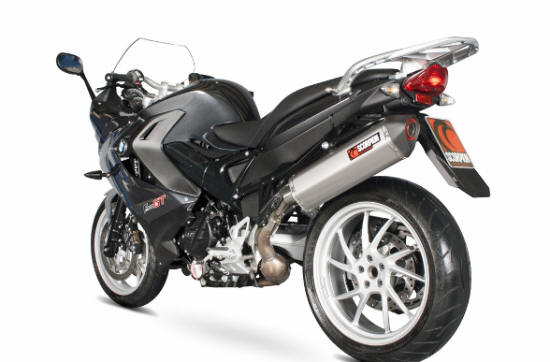 Scorpion Exhaust  BMW F800 GT R  2013-2017