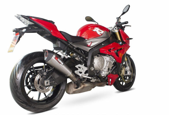 BMW S1000r 2014-16  Scorpion Exhaust