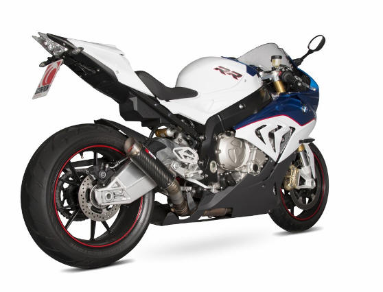 Scorpion Exhaust BMW s1000rr 2015-16