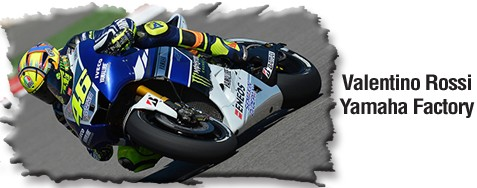 DID Rossi on bike