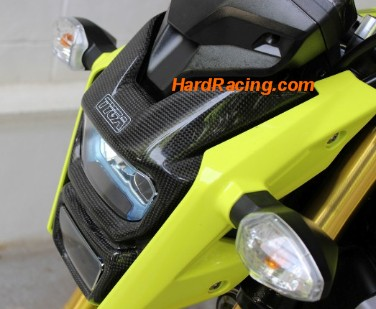 tyga performance headlight cowling honda grom