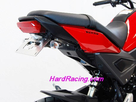 CompetitionWerkes Fender Eliminators 1H126 Honda Grom 2017