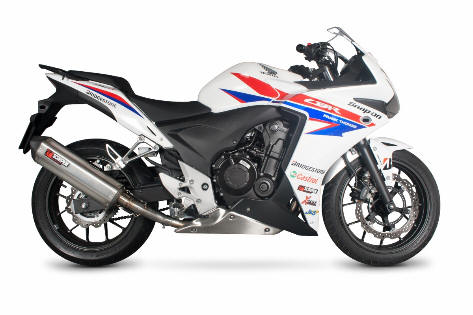 Honda CBR500r 2013-16 Scorpion exhaust