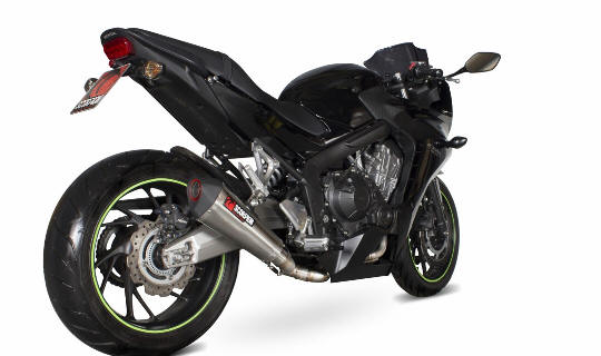 Scorpion Exhaust Honda CBR650 F  2014-17