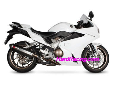 Scorpion Exhaust honda VFR 800F