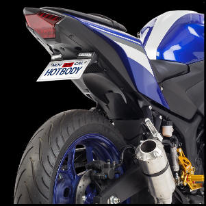 Yamaha R3 hotbodies undertail fender eliminator