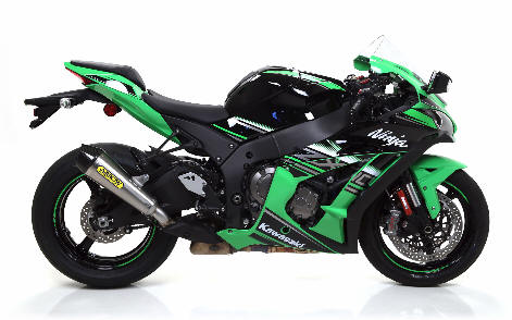 Arrow Race Tech Exhaust Kawasaki ZX10r