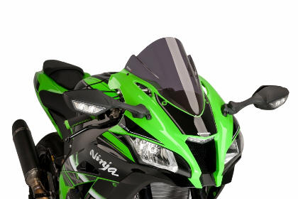KAWASAKI ZX10R PUIG WINDSCREEN SMOKE