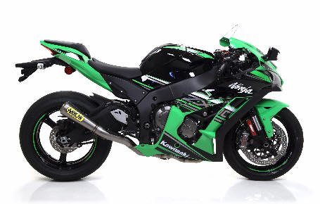 Arrow Pro Race Ti Can Kawasaki ZX10r