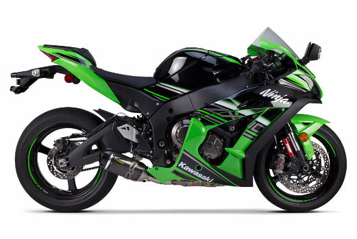 Two Brothers exhaust S1r Kawasaki Zx10r