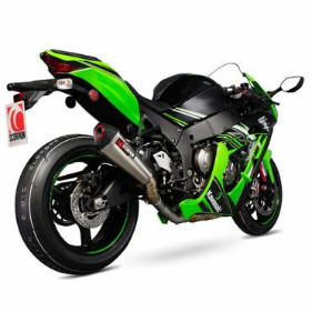 Scorpion Taper Exhaust Kawasaki ZX10r