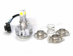 sportbikelites H4 Led headlight bulb
