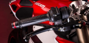 Lightech brake clutch levers