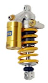 Ohlins motorcycle Shock