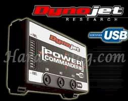 Suzuki Power commander V quickshifter PCIIIusb PCIII Fuel Injection