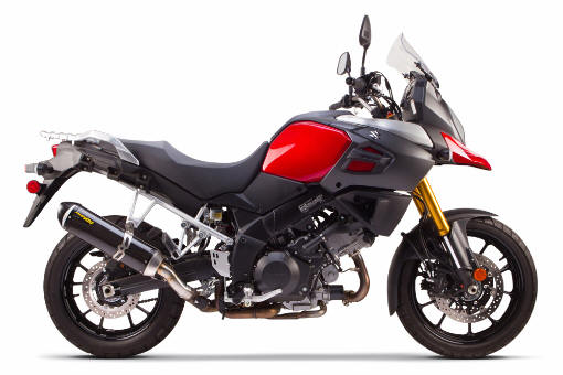suzuki vstrom 1000 two brothers s1r can