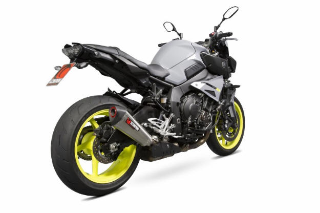 Yamaha MT10 Scorpion Exhaust 2016-2017