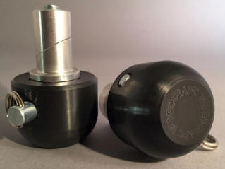 Woodcraft Axle Sliders Yamaha R1