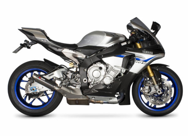 Yamaha R1 R1M 2015-2017  scorpion Exhaust