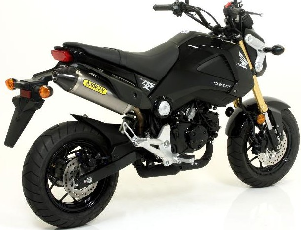 Arrow exhaust honda grom