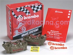 Brembo Motorcycle Calipers