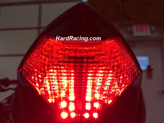 clear tailight yamaha r3