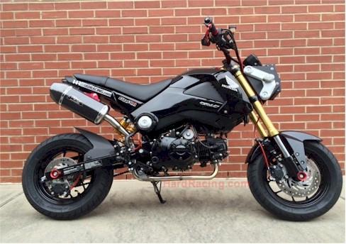 2013 2018 honda grom grom sf parts accessories best prices