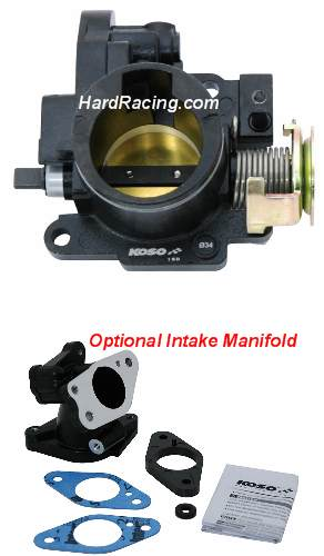koso throttle body honda grom