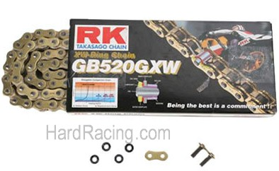 RK GXW Motorcycle Chain
