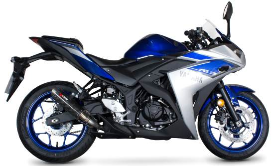 scorpion exhaust yamaha r3