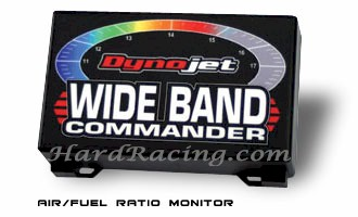 Wide Band Commander